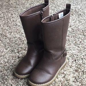 Gap girls boots size 8